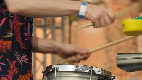 drummer Live Action