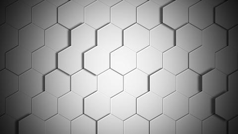 Hexagonal background Animation