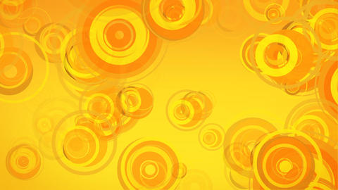 Circles Background Looping Animation