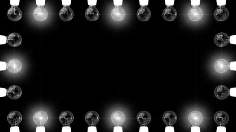 Flashing Lights Marquee Animation