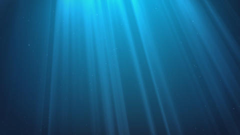 Underwater Background Looping Animation