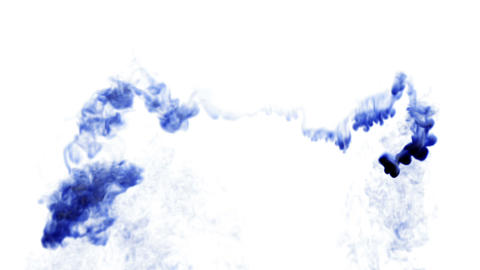 Ink Drop Fairy Background Animation