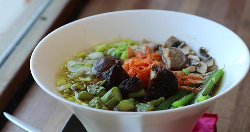 Delicious Noodle Soup GIF