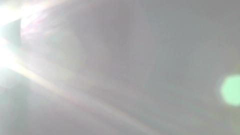 Flash light flares Stock Video Footage