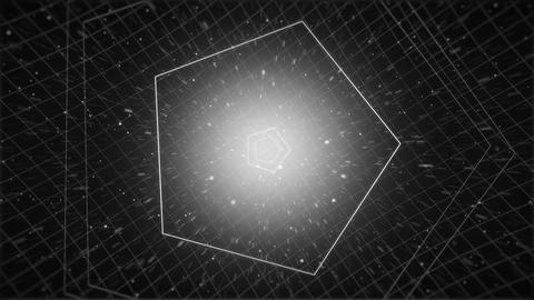 Mov210 tonnel pentagon loop 07 Animation