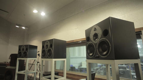 Big Black Loudspeakers Live Action