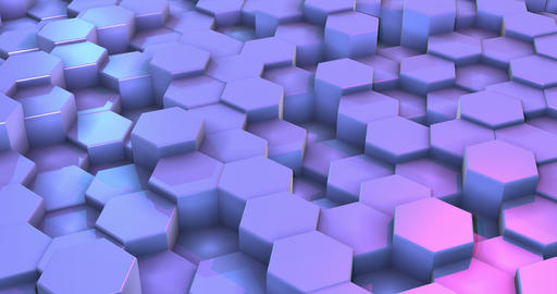 Techno loopable video background Animation