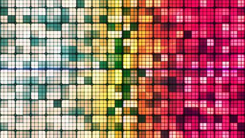 Broadcast Twinkling Hi-Tech Cubes 12 Animation