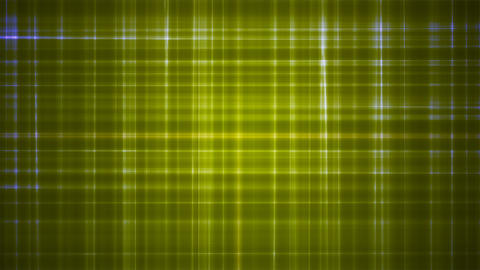 Broadcast Intersecting Hi-Tech Lines, Green, Abstract, Loopable, 4K Animation