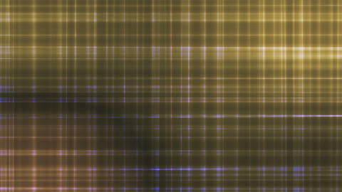 Broadcast Intersecting Hi-Tech Lines, Yellow, Abstract, Loopable, 4K Animation