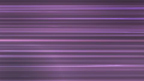 Broadcast Horizontal Hi-Tech Lines, Purple, Abstract, Loopable, 4K Animation