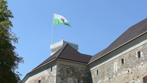 The castle of Ljubljana Live Action