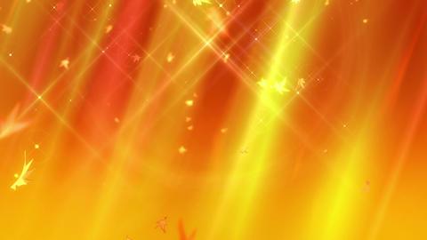 SHA Autumn BG Image Yellow, CG動画素材