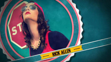 Retro Fashion Slideshow After Effects Project