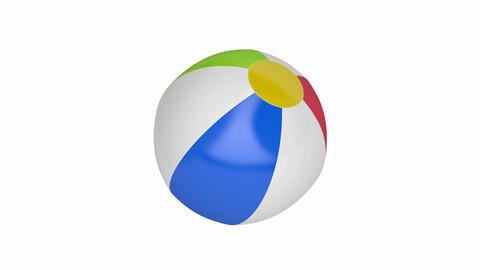 Beach ball Animation