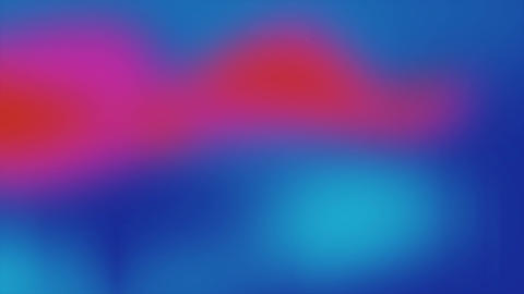 4K Colorful Purple and Blue Blurred Abstract Background Animation Animation