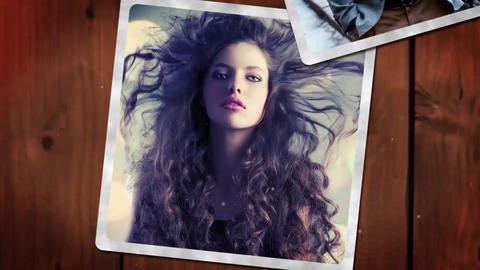 Shiny Photo Slideshow After Effects Template