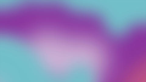 4K Colorful Purple and Light Blue Blurred Background Animation Animation