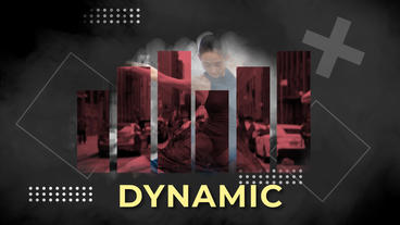 Dance Promo After Effects Template