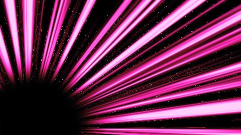 Concentration-line-corner-pink Animation