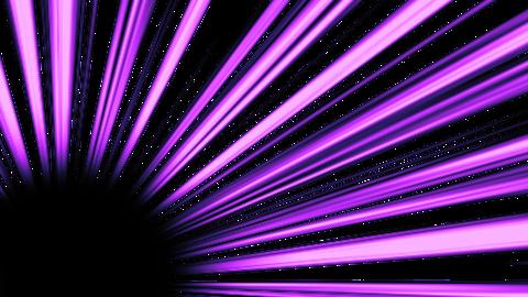 Concentration-line-corner-purple Animation