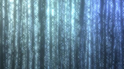 Dazzling Cross-Shaped Lights Animation