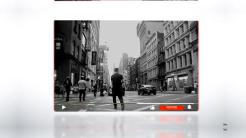 AE Youtube & Instagram Intro 1