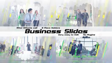 Corporate Slides folder After Effectsテンプレート