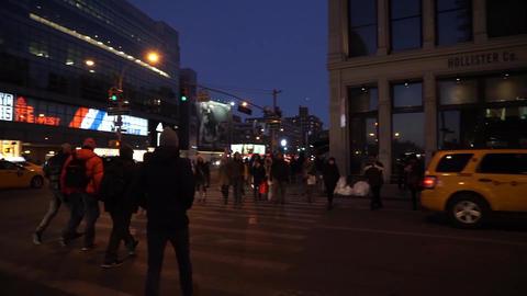 NewYorkストリート008 ビデオ