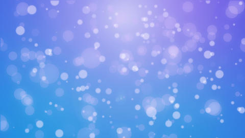 Glowing blue purple background Animation