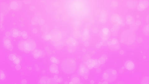 Glowing bright pink background Animation