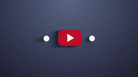Youtube Minimal Logo Reveal After Effects Template