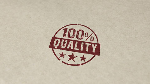 Quality 100 percent stamp and stamping animation Animation