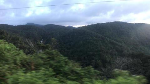 Ella, Sri Lanka, high speed traffic part 2 Live Action