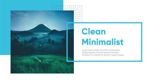 Modern & Clean Presentation // Premiere Pro Premiere Pro Template