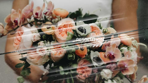 Wedding Slideshow Apple Motion Template