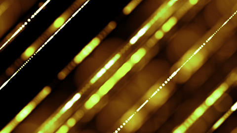 Slanting Light Strips 20 CG動画