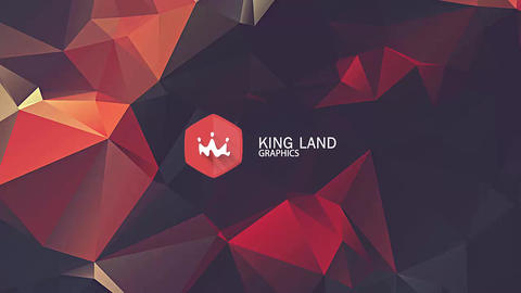 Simple Flat Logo CS6+ After Effects Template