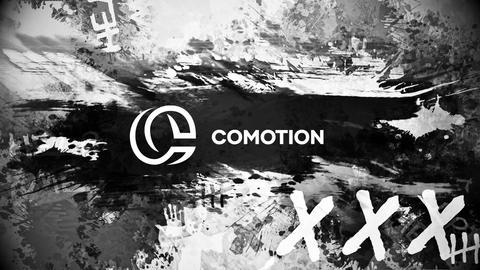 Grunge Logo Reveal Premiere Proテンプレート