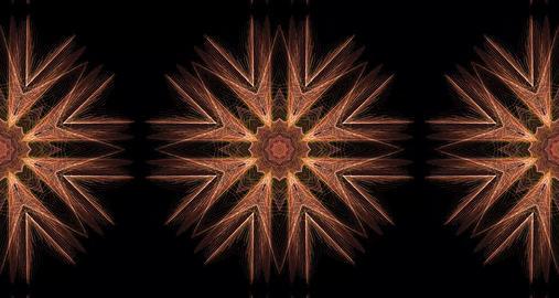 Mandala, oriental pattern Photo