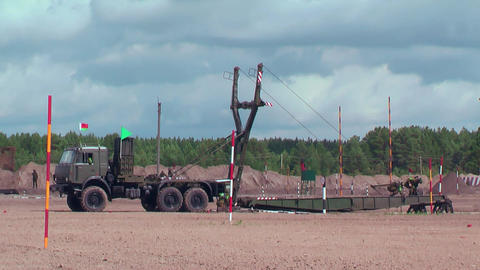 Army Games-2017. Safe Route contest. Tyumen.Russia 실사 촬영