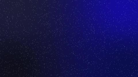 宇宙空間のような背景素材 After Effectsテンプレート