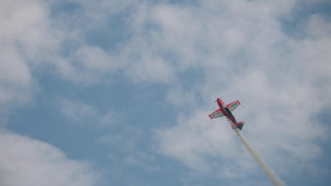 World champion performs aerobatics GIF