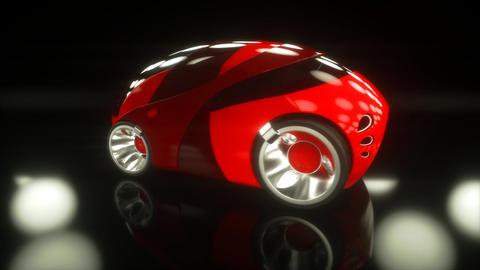 Car design - 3D Animation Animation