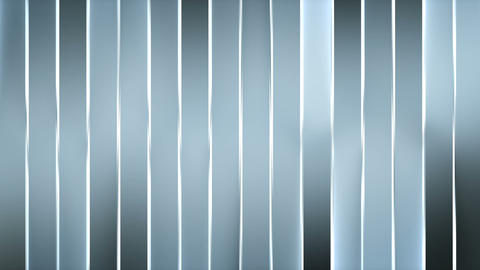 Neon grey vertical bars seamless loop abstract 3D animation Animation