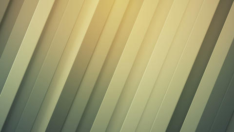 Yellow background with diagonal stripes seamless loop 3D render animation Animation
