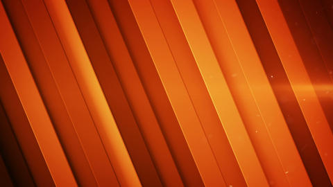 Diagonal stripes and red light flares seamless loop 3D render animation Animation