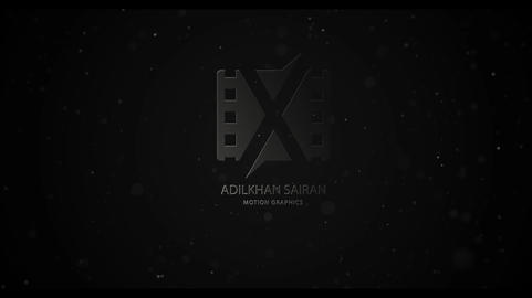 Cinematic Logo Opener After Effects Template