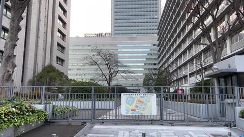 Kasumigaseki024 Stock Video Footage