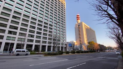 Kasumigaseki073 Stock Video Footage